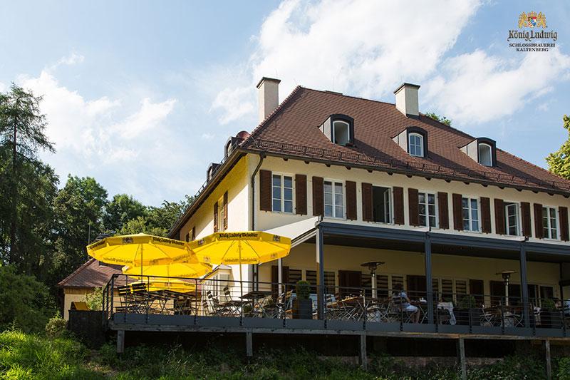Die Neue Alte Villa Konig Ludwig